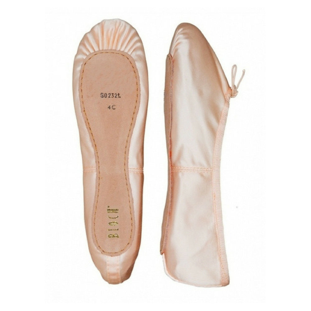 Satin Ballet Shoes (Full Sole)