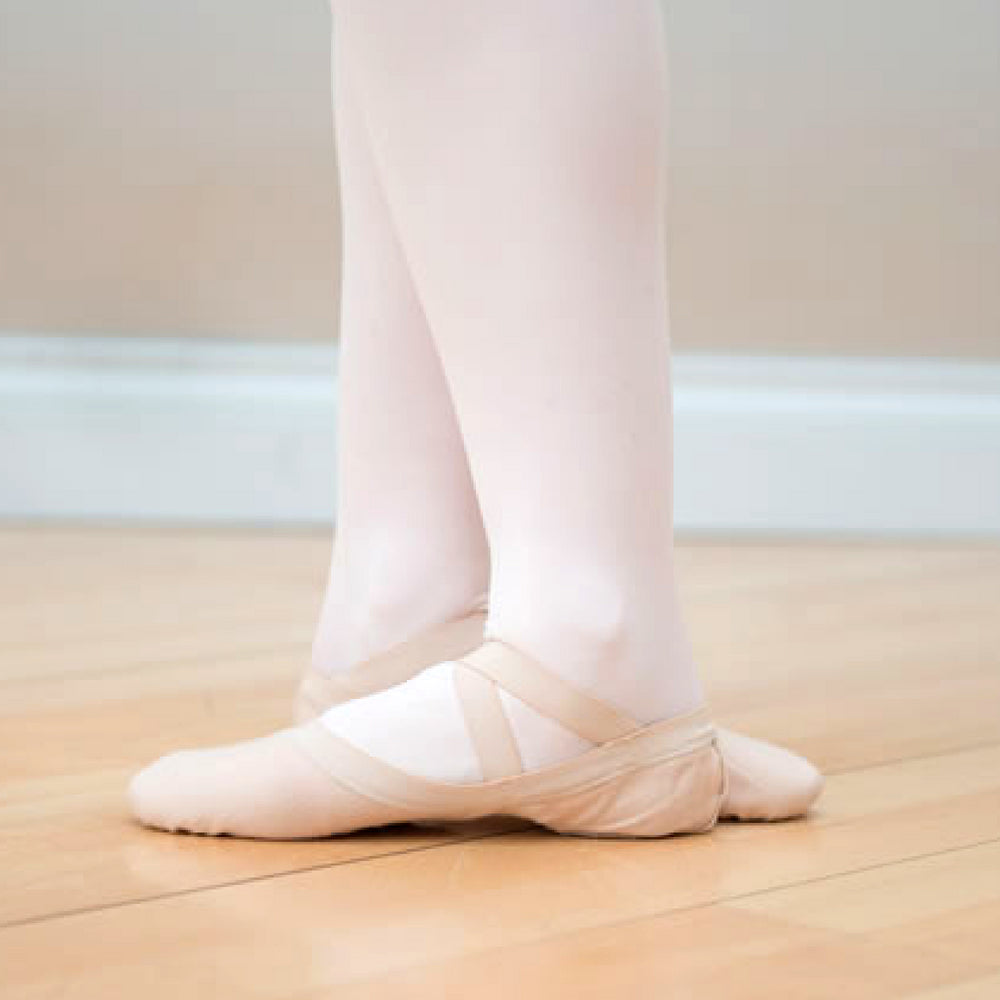 Canvas Ballet Shoes (Split Soles)
