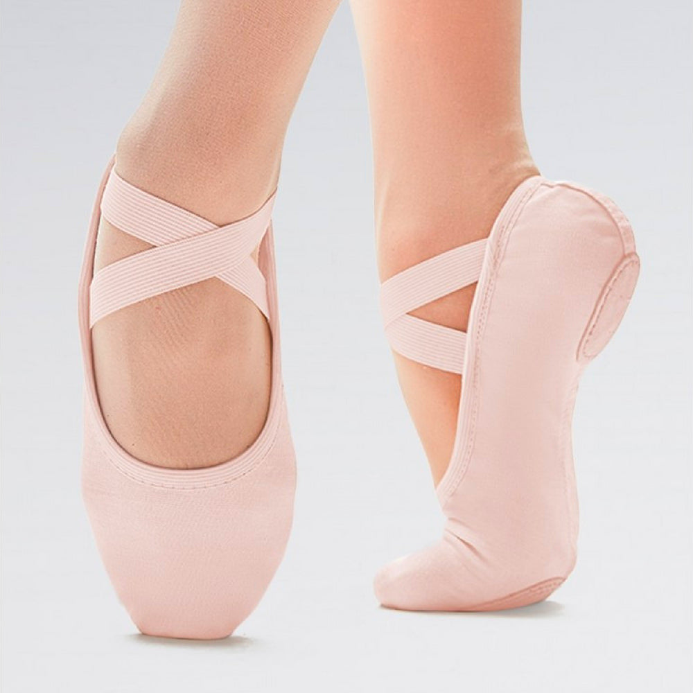 Super-Pro Canvas Ballet Shoe