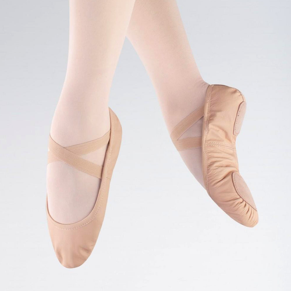 Leather Ballet Shoes (Split Soles)