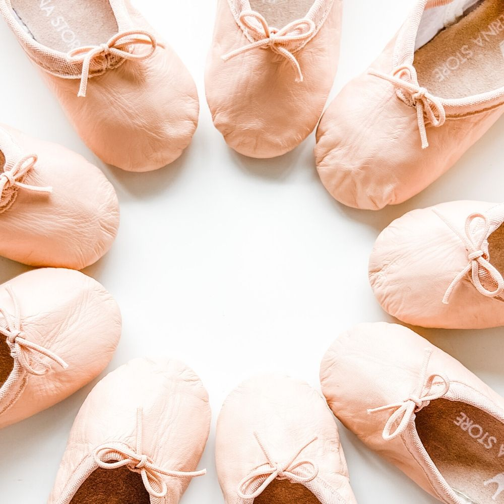 Junior Ballet Shoes