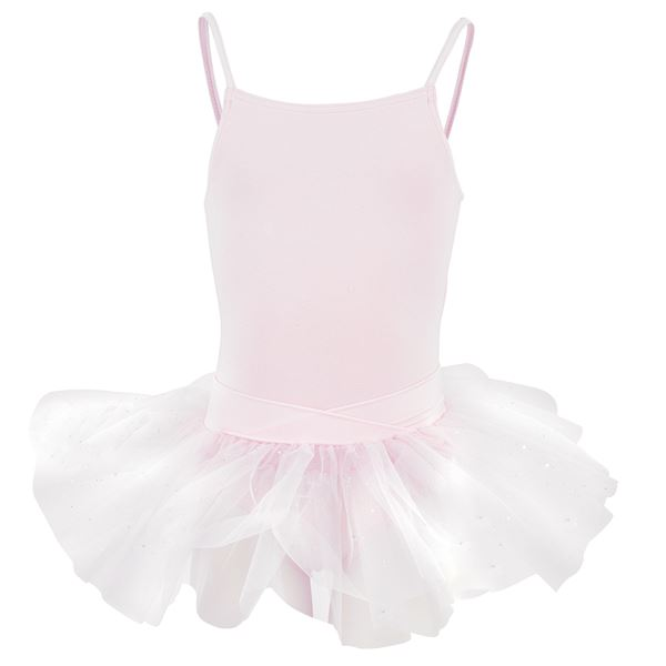 Tutu Dress With Bow