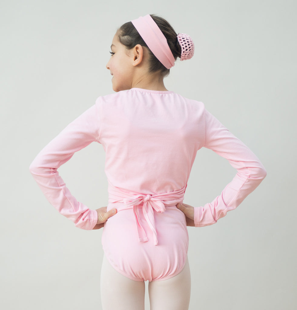 Cotton Ballet Cardigan