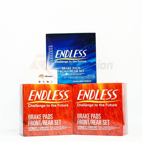Endless, CC-Rg Brake Pads - Race Division