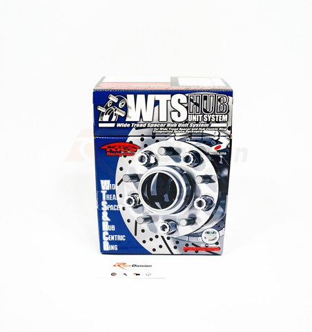PROJECT KICS WTS WIDE TREAD WHEEL SPACERS - Race Division