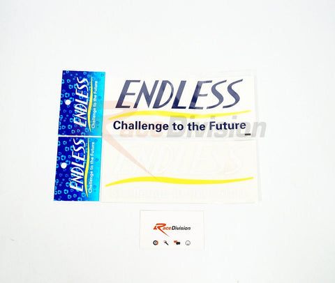 Endless New Logo Sticker - Race Division