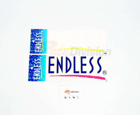 Endless Brush Line Sticker - Race Division