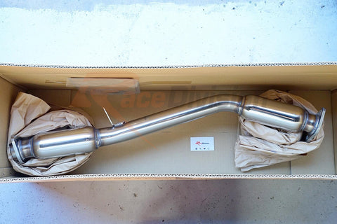 HKS, Dual Resonated Front Pipe (Toyota 86/ Subaru BRZ) - Race Division