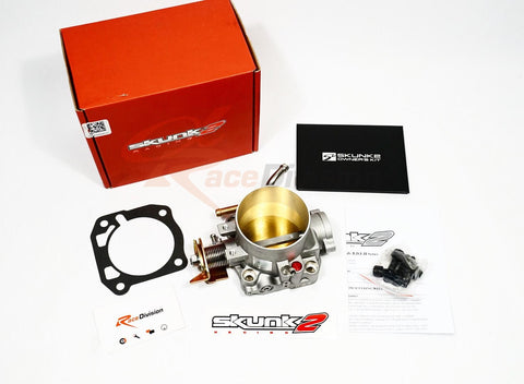 SKUNK2 RACING - Alpha 70mm Throttle Body (B16A / B18C / F20C) - Race Division