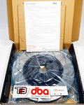 DBA, 4000 Series T3 (Slotted) Brake Discs - Race Division