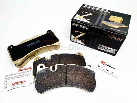 DIXCEL, Z TYPE BRAKE PADS - Race Division