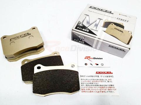 DIXCEL, M TYPE BRAKE PADS - Race Division
