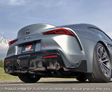 HKS, DUAL MUFFER EXHAUST SYSTEMS (CATBACK) TOYOTA GR SUPRA A90