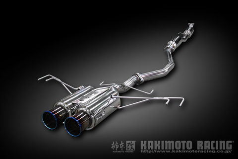 Kakimoto Racing, Regu 06&R HONDA Civic Type R FK8