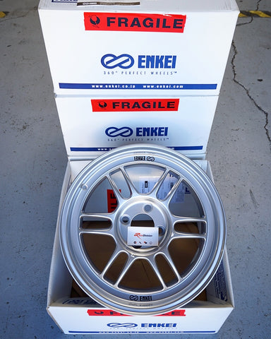 ENKEI, RPF1 Racing Wheel - Race Division