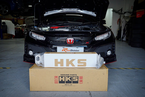 HKS,  Intercooler Full Kit Honda CIVIC Type R FK8 - Race Division