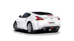 Akrapovic, Evolution Line Exhaust (Y-Pipe back) NISSAN 370Z Z34