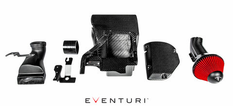 Eventuri, Carbon Intake HONDA Civic Type R FK8