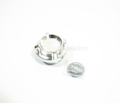 TRD, Oil Filter Cap 86/BRZ - Race Division