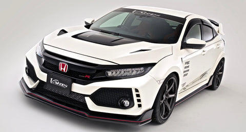 VARIS, Arising-1 Aero Parts (Civic Type R FK8) - Race Division