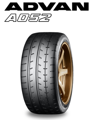 Yokohama ADVAN, A052 Performance Tyre - Race Division