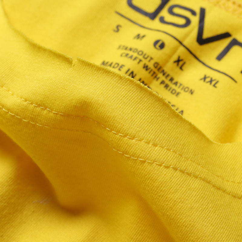 Yellow Basic Oversize