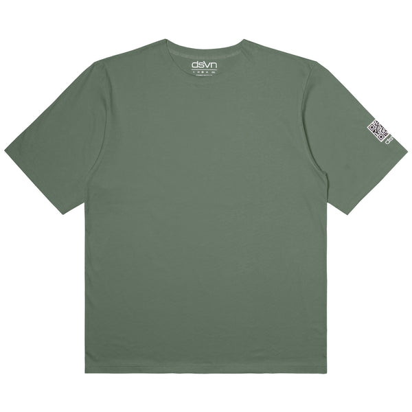 Light Green Basic Oversize