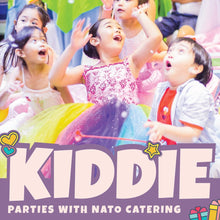 Load image into Gallery viewer, KIDDIE PARTY PACKAGES (100adults/20kids)