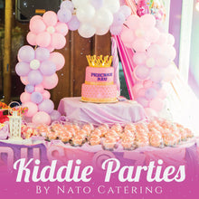 Load image into Gallery viewer, KIDDIE PARTY PACKAGES (45adults/25kids)