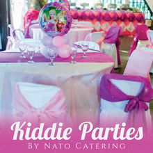 Load image into Gallery viewer, KIDDIE PARTY PACKAGES (35adults/15kids)
