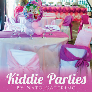 KIDDIE PARTY PACKAGES (35adults/15kids)