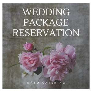 WEDDING PACKAGE RESERVATION