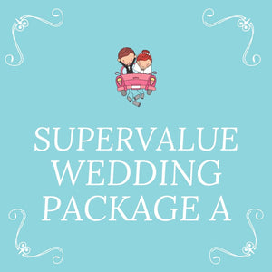 SUPER VALUE WEDDING A