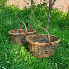 Load image into Gallery viewer, Shopping Basket - naturally colourful willows