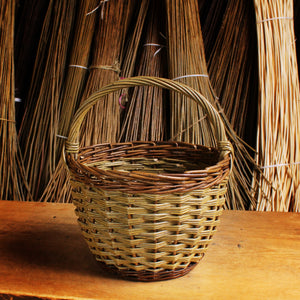 Egg Basket/Round Shopper