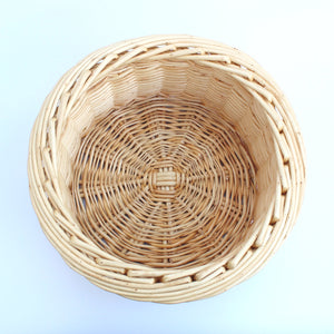 Fruit Merchant's Sieve - 'Upright Bushel Basket'