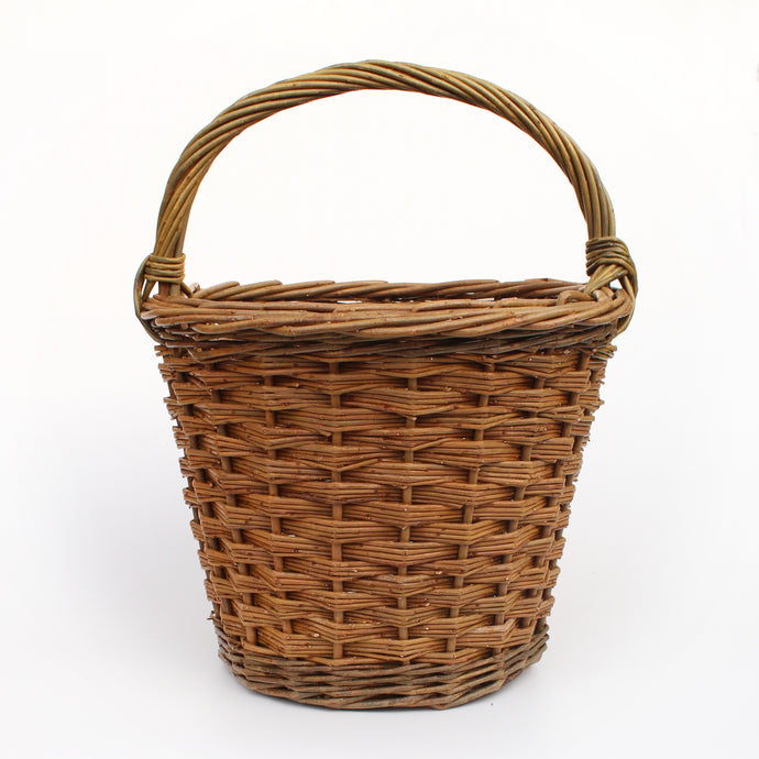 One-handled Kindling Basket