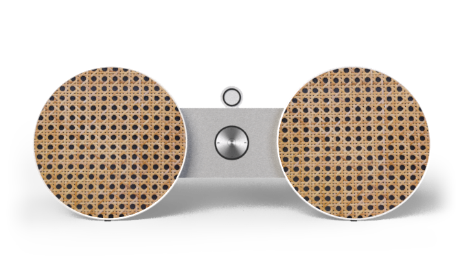 SkiniPlay Cannage cover for Bang & Olufsen Beoplay A8 or Beosound 8
