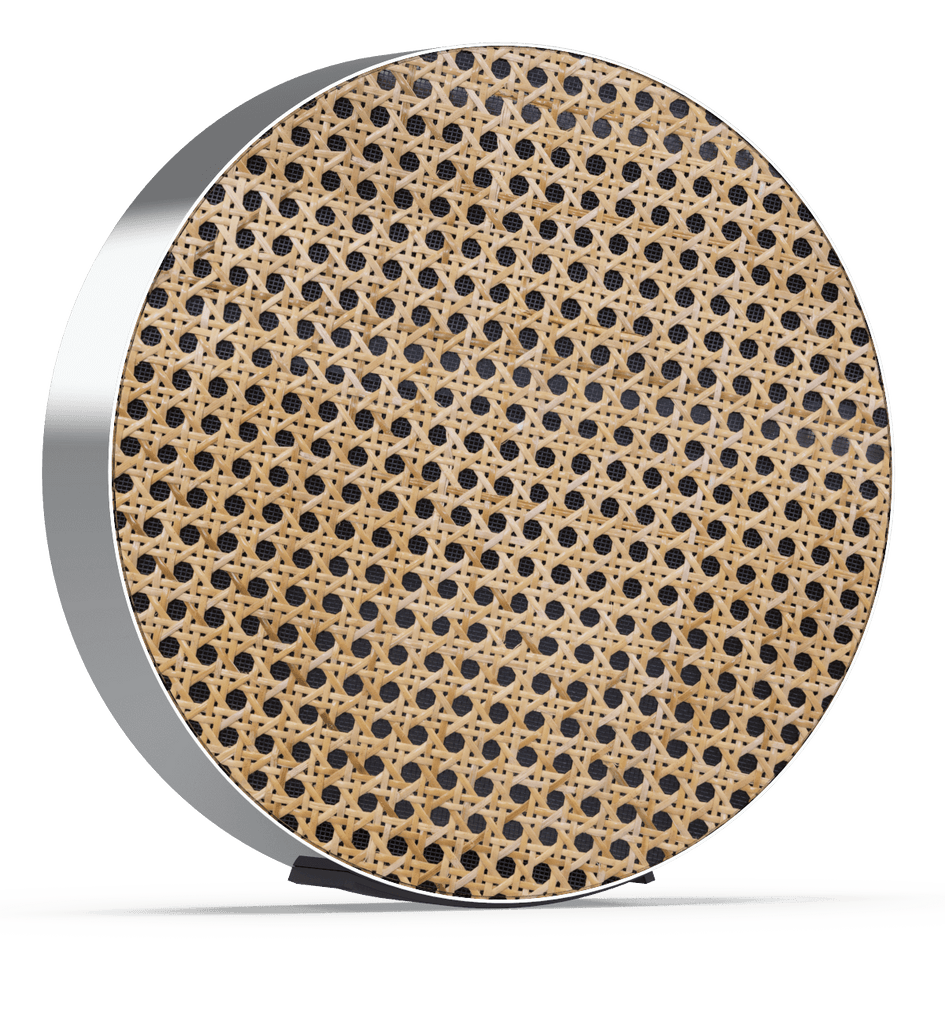 Skiniplay Cannage cover for Beosound Edge by Bang & Olufsen