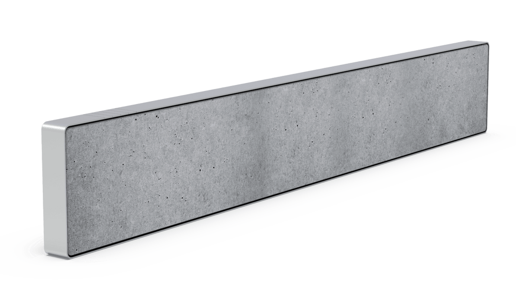 Skiniplay cover Concrete for Beosound Stage by Bang & Olufsen
