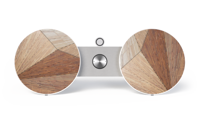 WolvesWood cover for BeoPlay A8 and BeoSound 8