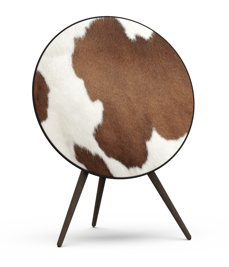 Skiniplay cover Cow for Beoplay A9 by Bang & Olufsen