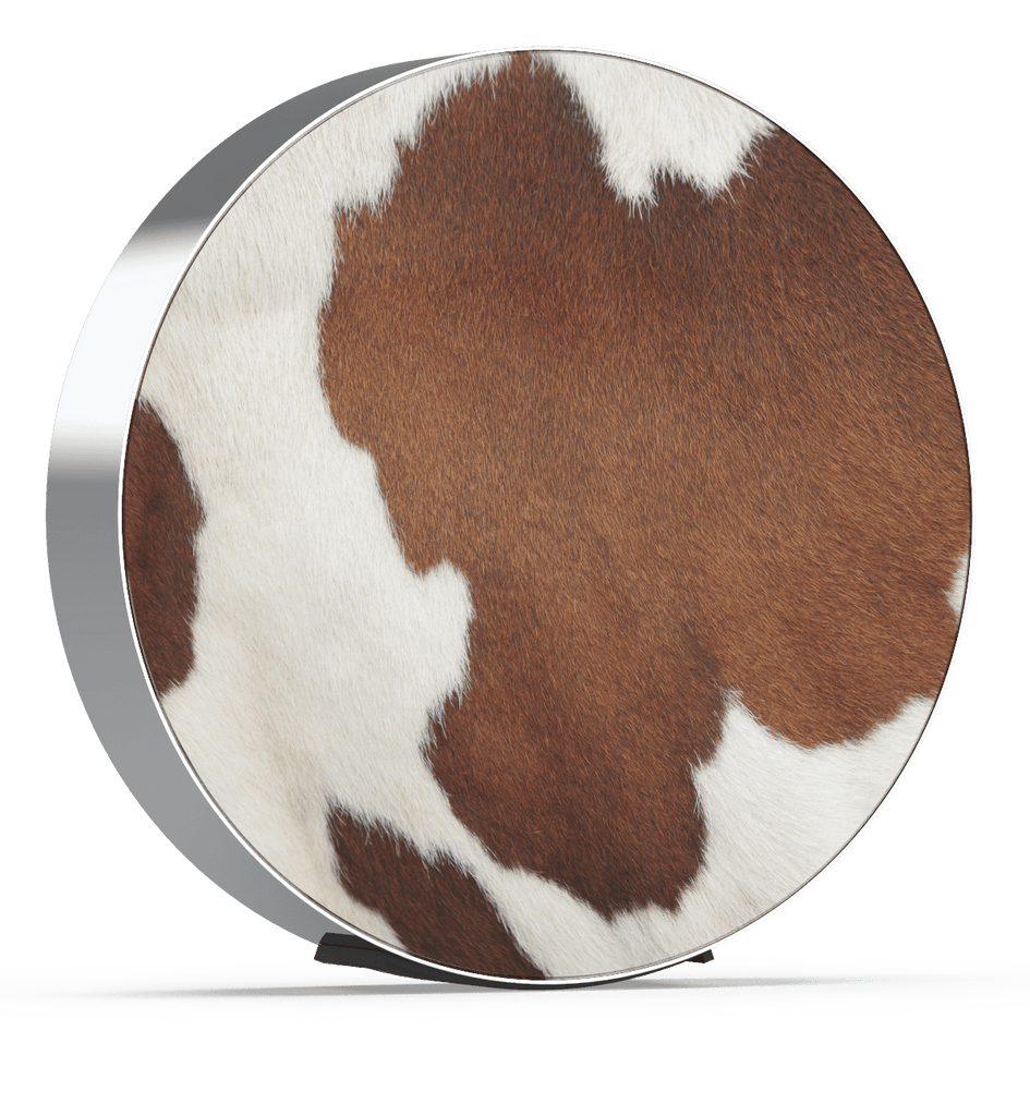 Skiniplay Cow cover for Beosound Edge by Bang & Olufsen