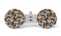 Skiniplay cover La Fleur de Moeth for Beoplay A8 and Beosound 8 by Bang & Olufsen