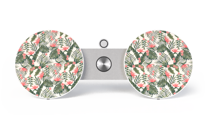 Cover for BeoPlay A8 and Beosound 8 - La Fleur de Vao