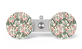 Skiniplay cover La Fleur de Vao for Beoplay A8 and Beosound 8 by Bang & Olufsen