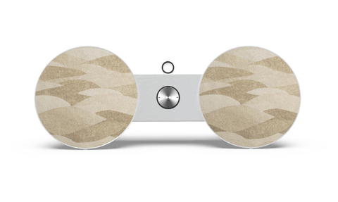 Skiniplay cover Sable for Beoplay A8 and Beosound 8 by Bang & Olufsen