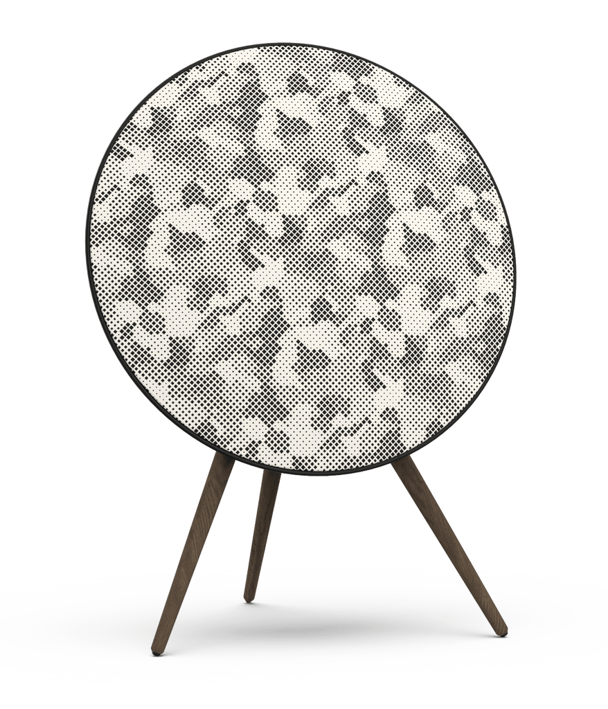 Skiniplay cover Amy for Beoplay A9 by Bang & Olufsen