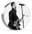 Skiniplay x Cotton Legends Prince cover for Beosound Edge by Bang & Olufsen