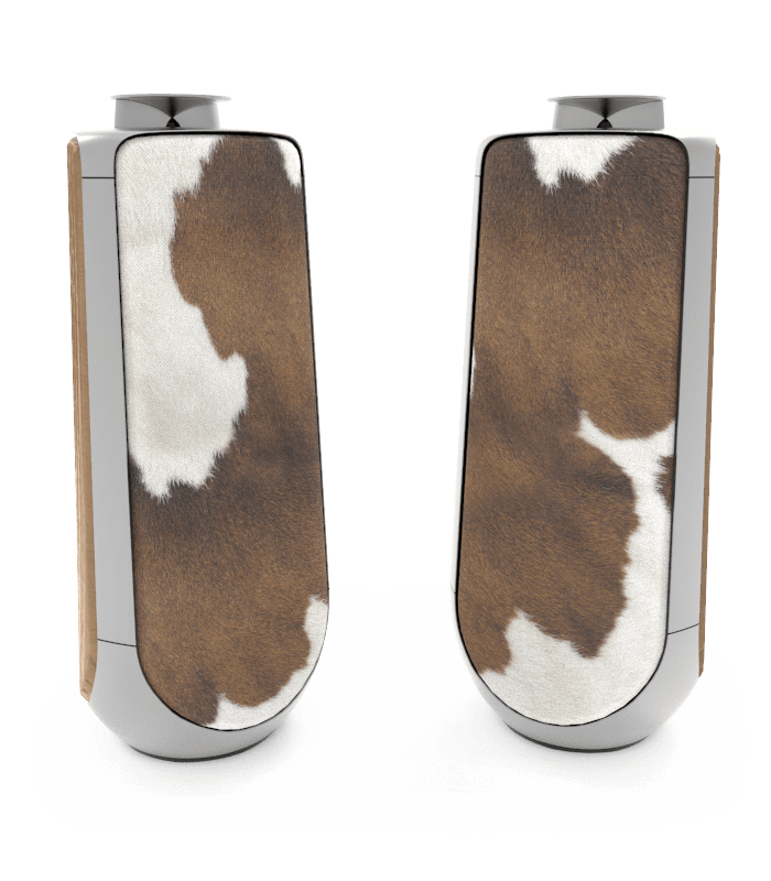 Skiniplay cover Cow for Beolab 50 by Bang & Olufsen